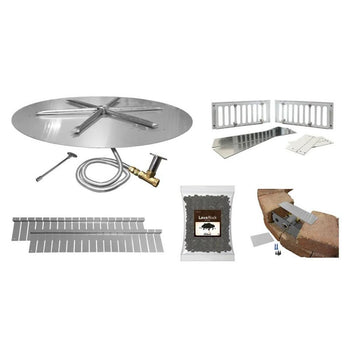 Firegear DIY Fire Pit Kit - Round