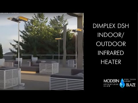Dimplex Pole Mounting Kit for DSH Heaters (DSHSTAND)