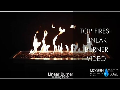 Linear Burner Video