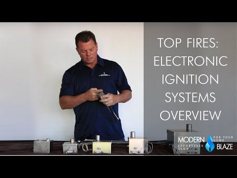 Top Fires Electronic Ignition System Overview