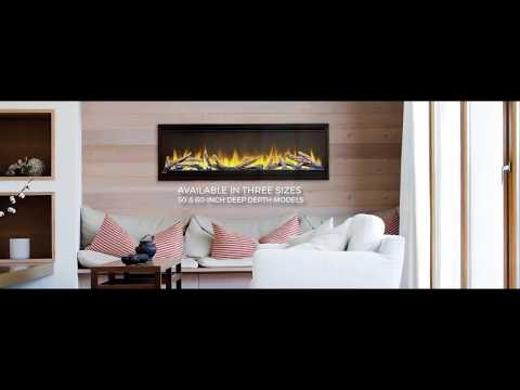 Napoleon Alluravision Series Linear Electric Fireplaces
