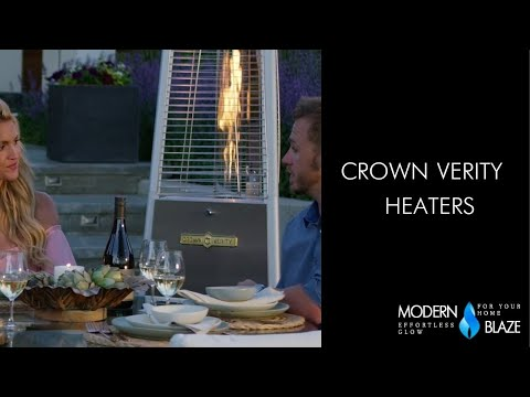 Crown Verity Patio Heaters