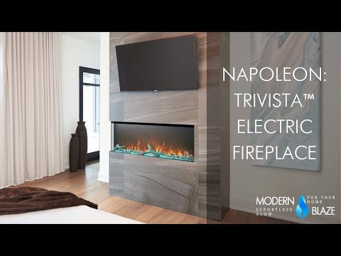 Napoleon Trivista™ Electric Fireplace