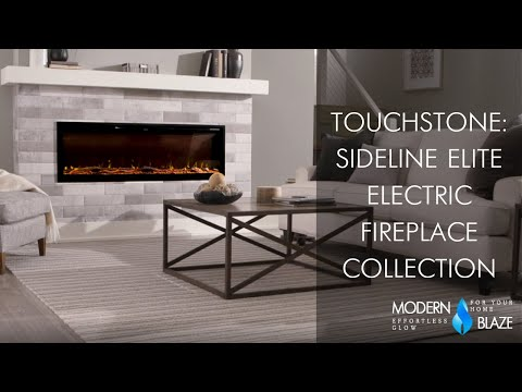 Touchstone: Sideline Elite Electric Fireplace Collection
