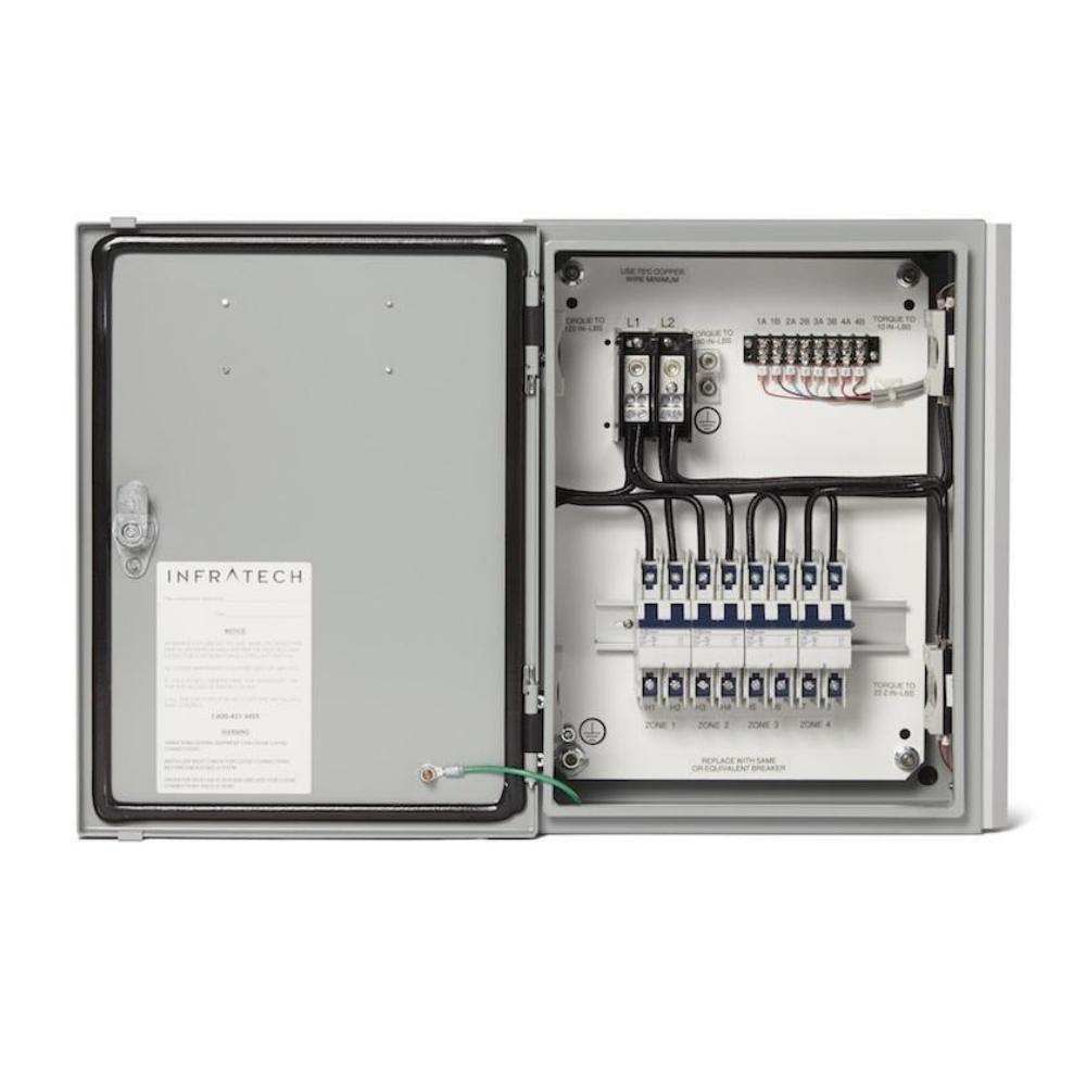 Infratech Home Management Systems Control Panel Interior