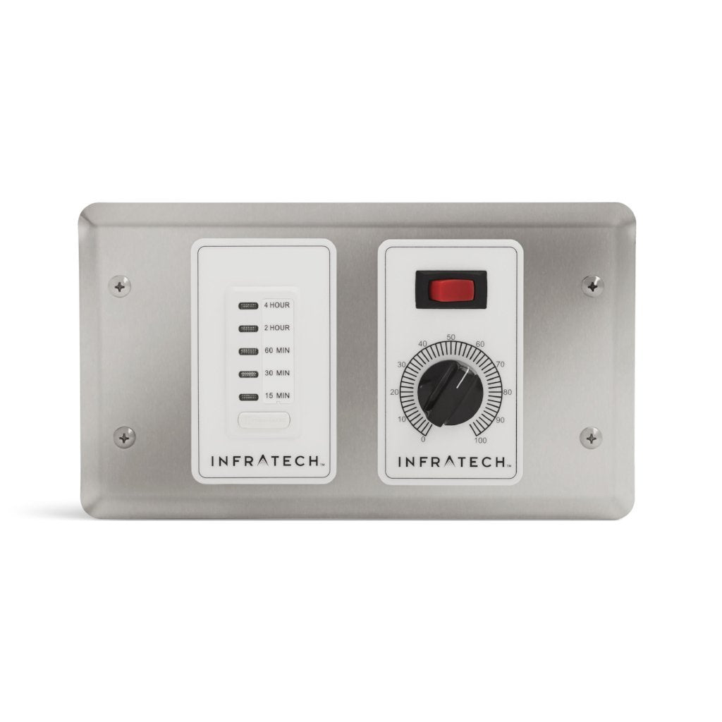 Infratech Solid State Controls – 1 Zone Analog Controller with Digital Timer
