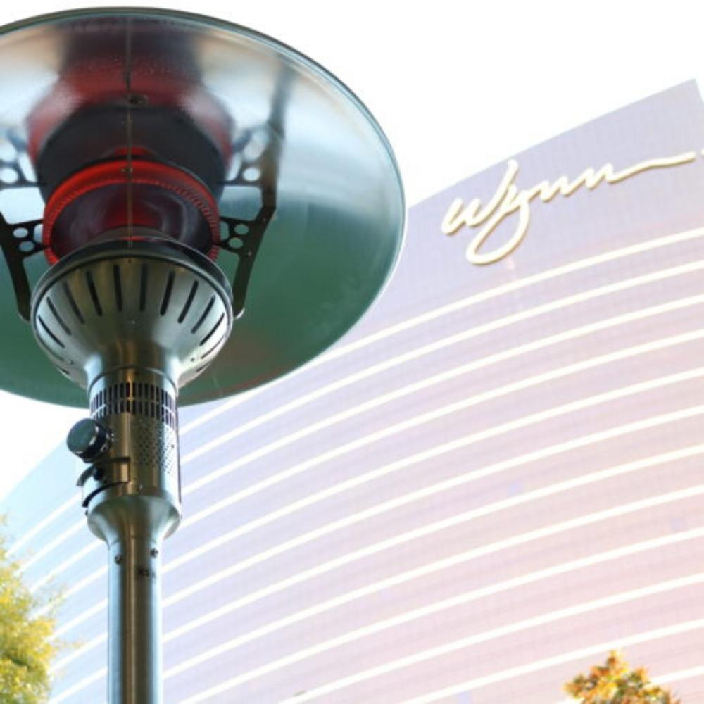 IR Energy evenGLO GA201M2 Portable Propane Heater at Wynn