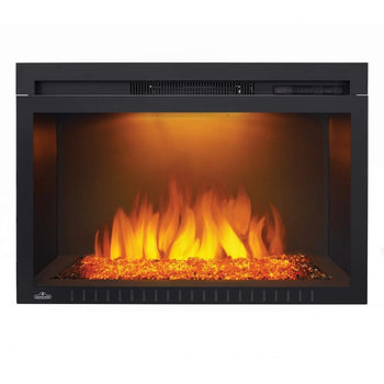 "Napoleon Cinema™ Glass 29"" Built-in Electric Firebox (NEFB29HG-3A)"