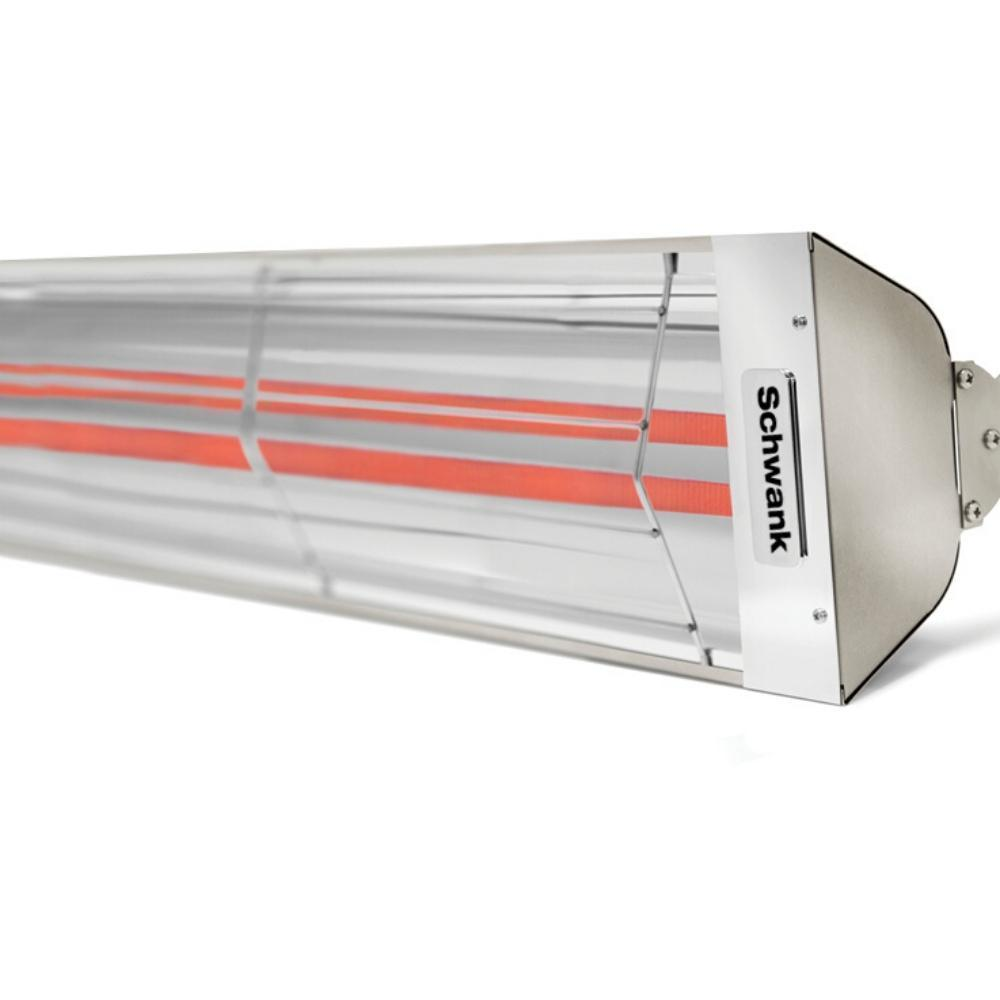 ElectricSchwank Dual Element Infrared Electric Heater Close Up