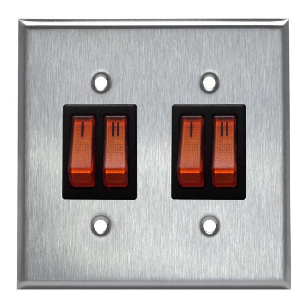 Schwank Two Stage Control Double Switches for Two Stage Gas Heaters