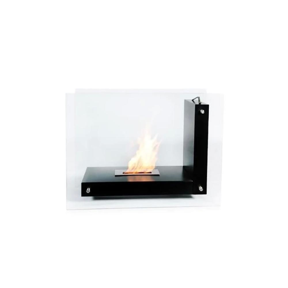 Ethanol Fireplace - The Bio Flame Allure - Free Standing Ethanol Fireplace