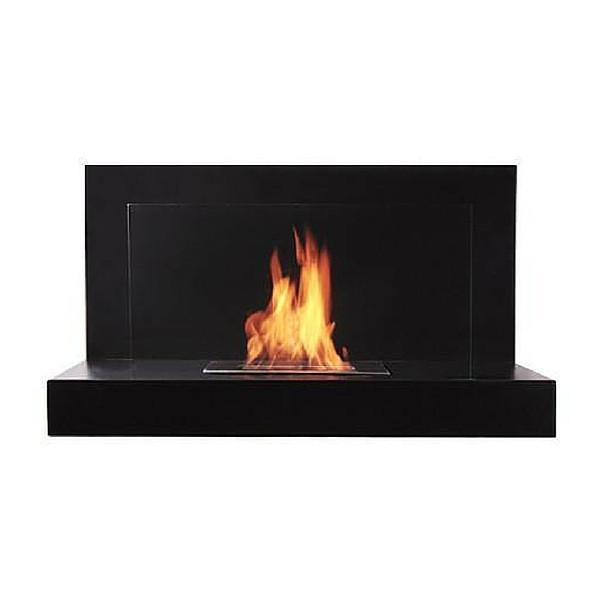 Ethanol Fireplace - The Bio Flame Lotte - Wall Mounted Ethanol Fireplace