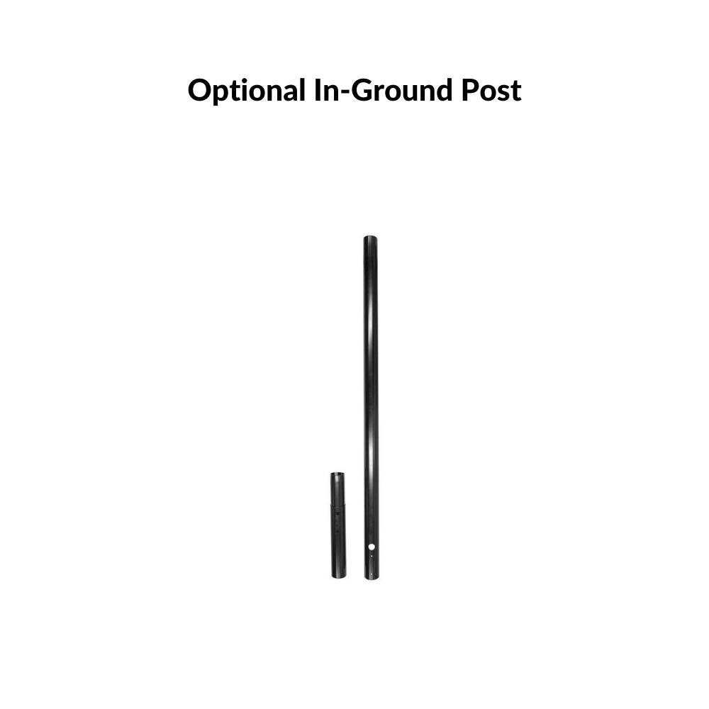 Optional In-Ground Post