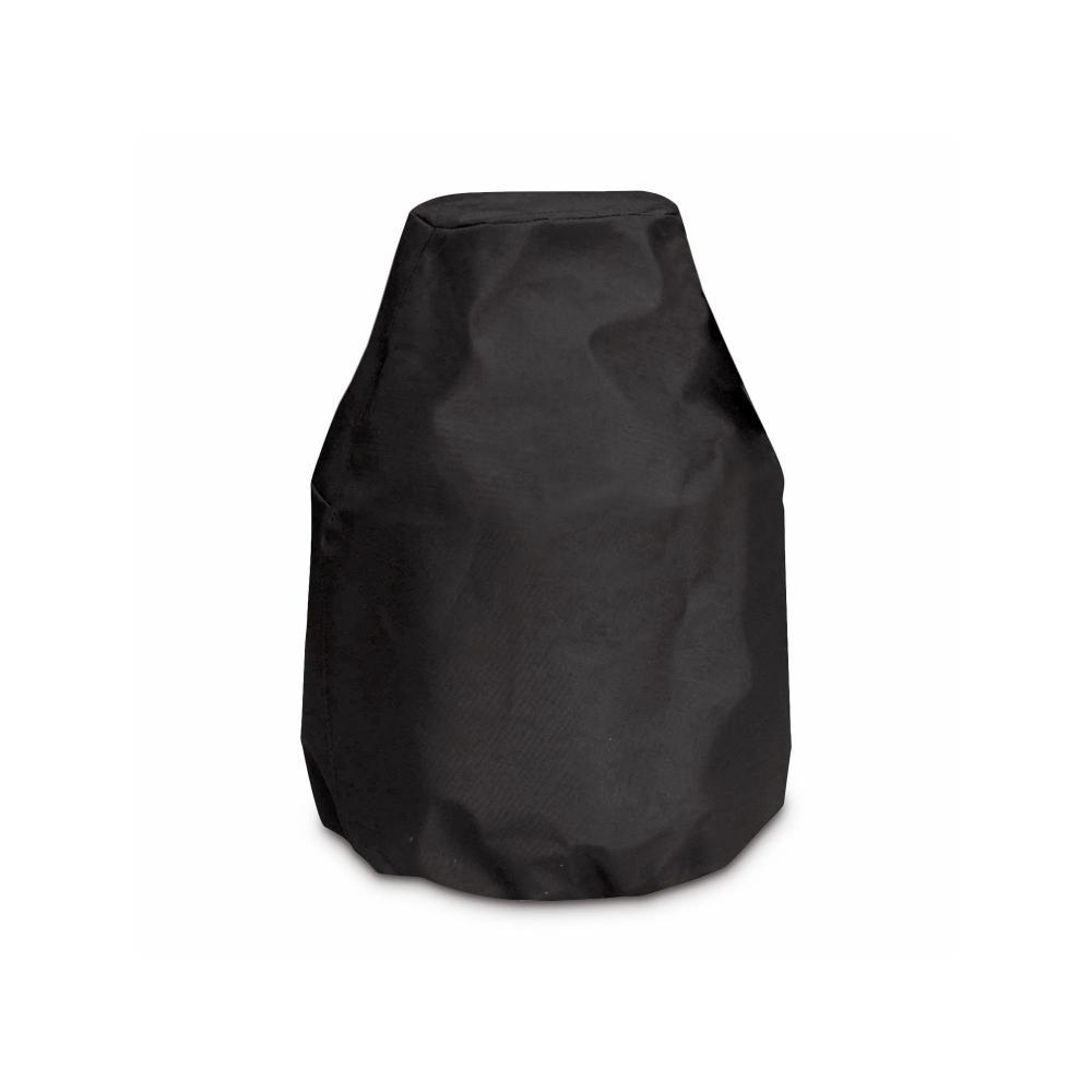 Top Fires Black Canvas Propane Tank Cover (OPT-LPCOVER)