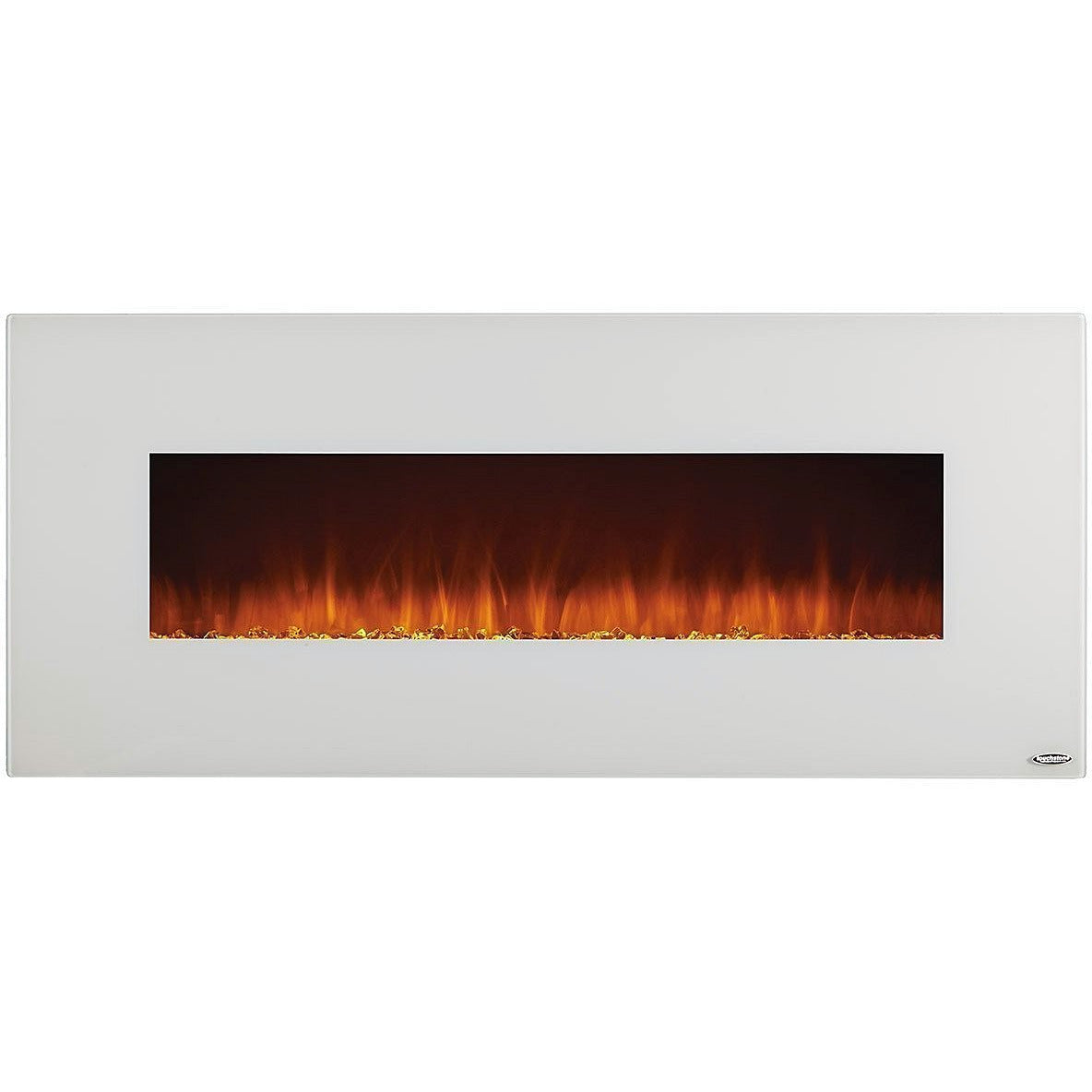 Touchstone The Ivory™ Wall Mounted Electric Fireplace (#80002)
