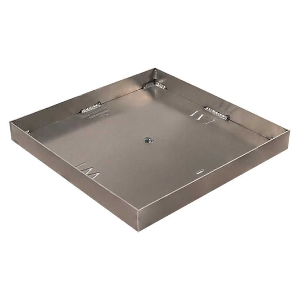 Warming Trends Square Aluminum Pan for CROSSFIRE™️ Burners