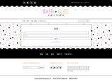 Bash and Bliss One Mobile Responsive Shopify Theme