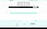 Cloe & Co Two Mobile Responsive Shopify Theme