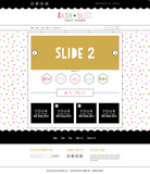 Bash and Bliss Six Mobile Responsive Shopify Theme