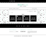 Bash and Bliss Seven Mobile Responsive Shopify Theme-Pick Accent Color