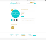 Simply Jane Two Shopify Theme