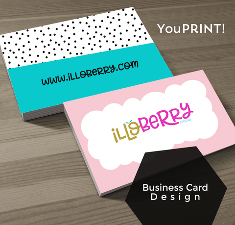Made to Match Business Card Image Design