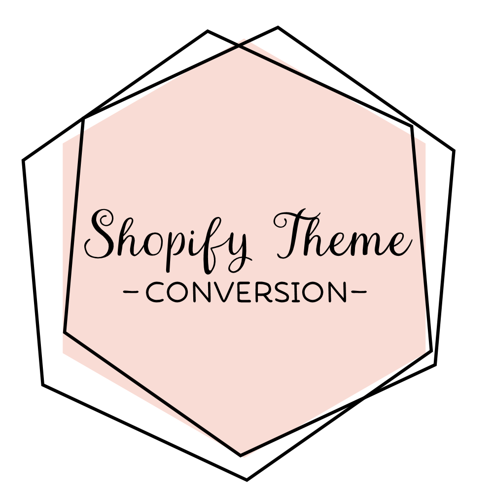 Non Shopify Theme to Shopify Theme Conversion Service