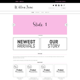 Willow Lane Mobile Responsive Shopify Theme-Pick Accent Color