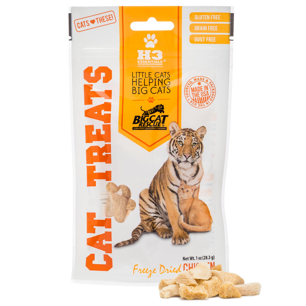 Freeze Dried Cat Treats - Chicken Breast