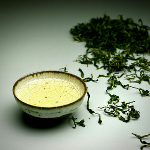 Organic Bi Luo Chun (green tea) spring 2021 just in!!!