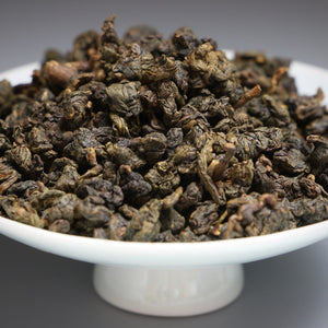 Organic charcoal roasted oolong