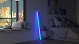 Saber X1 Reactive LED Light Saber - Handheld w/ Remote Control and Motion Sensors!