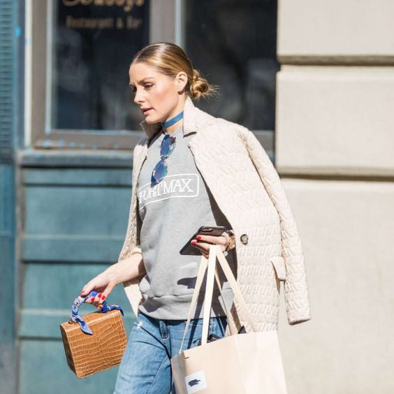 OLIVIA PALERMO x ANDROS ROSE