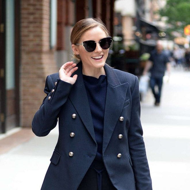 fdbda9076a If you love For Art's Sake eyewear, you're in good company. Olivia Palermo  is also a fan of our sunnies! The model and fashion socialite was spotted  in New ...