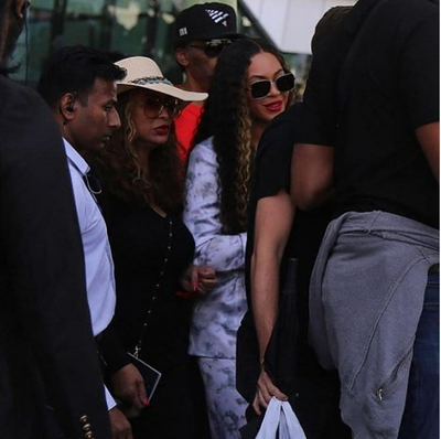 BEYONCE X MOBSTER BLACK