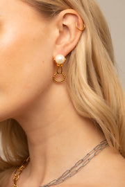 Lettie Earrings Gold