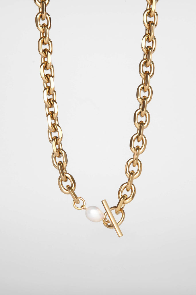Olympia Necklace Gold