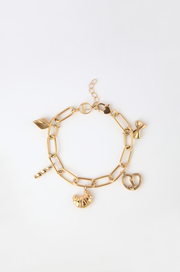 Carbs Bracelet Gold