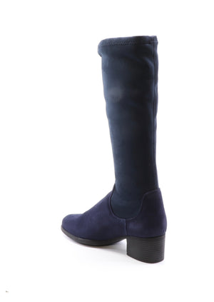 Bos & Co Rally Blue Stretch boot  Waterproof