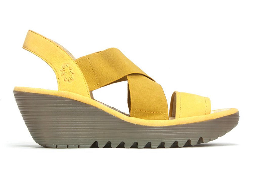 YAJI HONEY STRAPPY SANDAL