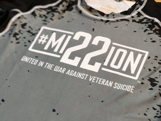 Mission 22 Rashguards