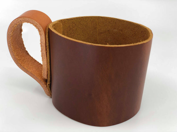 Leather Mug Huggers
