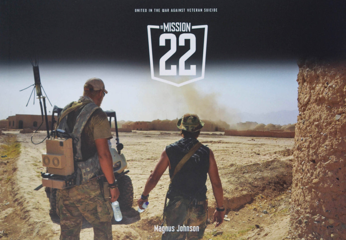 Mission 22 Book Digital Download (EPUB)