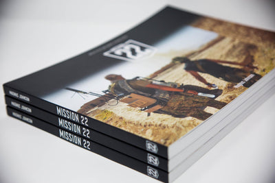 Mission 22 Book