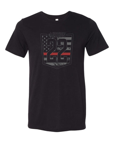 Thin Red Line Shirt