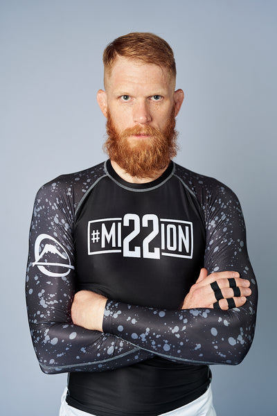 *NEW DESIGN* Mission 22 Rashguard