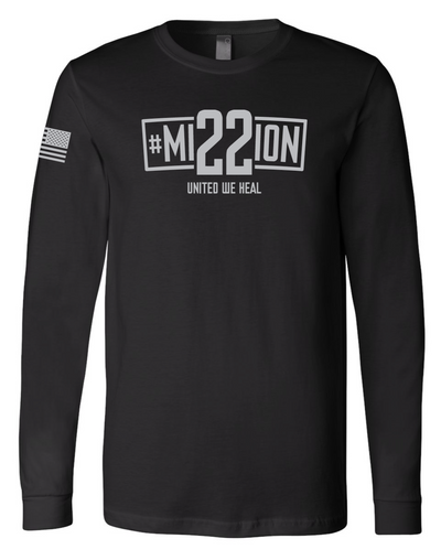 Mi22ion Long Sleeve Shirt
