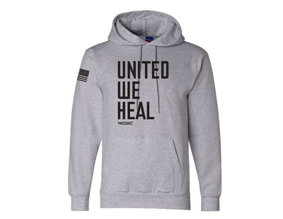 United We Heal Hoodie