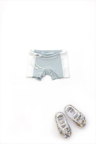 Color Block 007 Swim Trunk