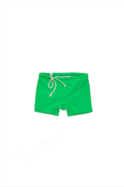 007 Swim Trunk Italian Green